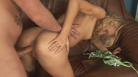 Blonde gets all the cum | Czech First Video 22