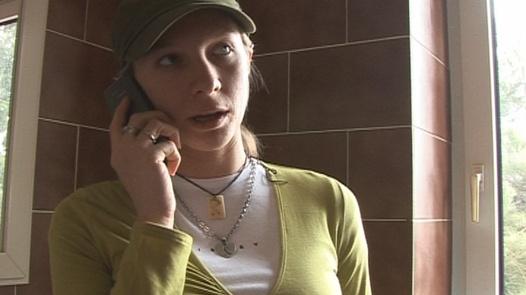 She swallows just fine | Czech First Video 25