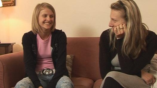 Two anal friends   Czech First Video 29