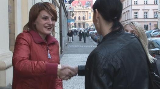 120 Schwänze für 2 vollbusige Mädchen | Czech Gang Bang 4