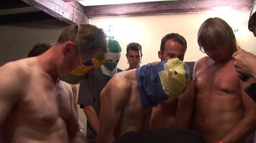 The kinkiest gangbang ever | Czech Gang Bang 5