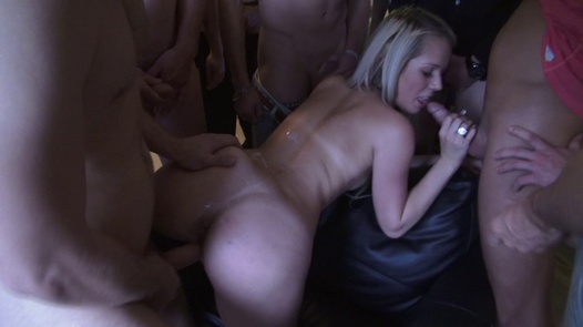 Mass impregnation | Czech Gang Bang 15
