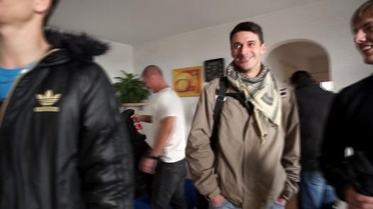 The host gets gang-impregnated | Czech Gang Bang 16