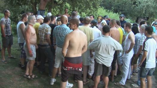 4 girls and 15O hard cocks (Part 2) | Czech Gang Bang 17 part 2