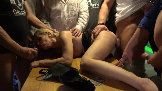 Squirting MILFomaniac | Czech Gang Bang 20 part 2