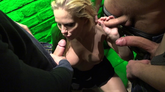 CZECH GANGBANG 20 - PART 3