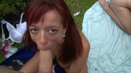 Kinky in the garden | Czech Garden Party 1 part 2