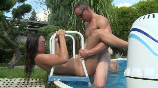 Czech beauties and big cocks | Czech Garden Party 2 part 2