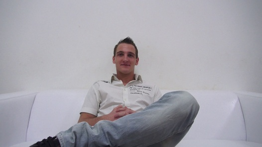 CZECH GAY CASTING - MATEJ (7730) | Czech Gay Casting 1