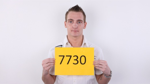 CZECH GAY CASTING - MATEJ (7730)