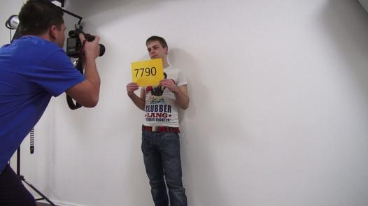 CZECH GAY CASTING - MICHAL (7790)   Czech Gay Casting 4