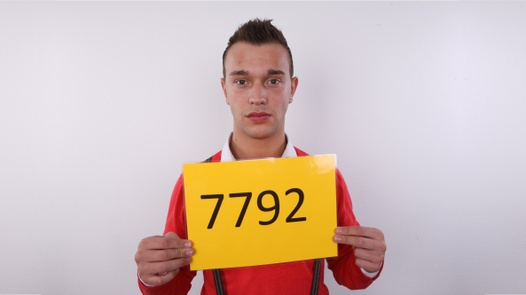CZECH GAY CASTING - PAVEL (7792)