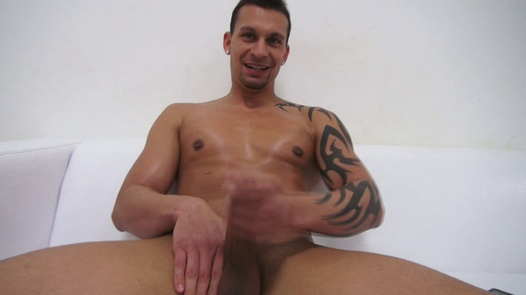 CZECH GAY CASTING - MICHAL (3494) | Czech Gay Casting 10