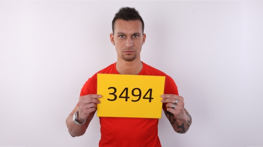 CZECH GAY CASTING - MICHAL (3494)