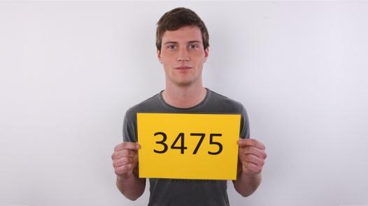 CZECH GAY CASTING - PETR (3475)