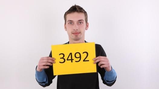 CZECH GAY CASTING - LUKAS (3492)