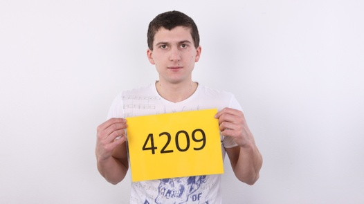 CZECH GAY CASTING - VOJTA (4209)