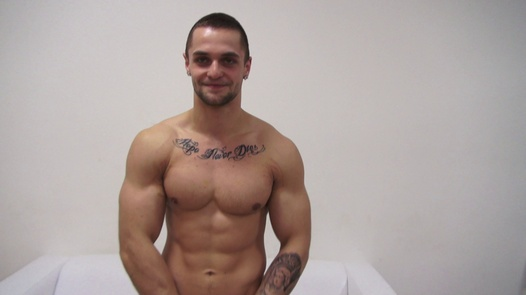 CZECH GAY CASTING - ONDRA (3467) | Czech Gay Casting 24