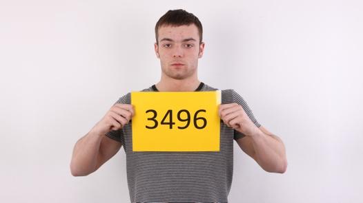 CZECH GAY CASTING - TOMAS (3496)