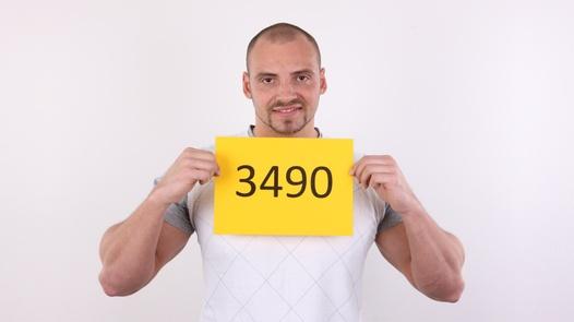 CZECH GAY CASTING - ERIK (3490)