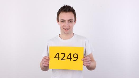 CZECH GAY CASTING - VLADIMIR (4249)