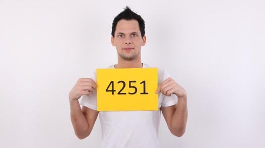 CZECH GAY CASTING - JIRKA (4251)