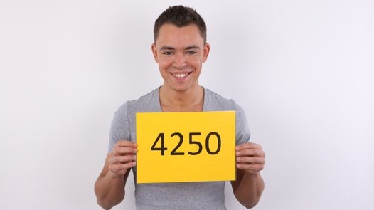 CZECH GAY CASTING - ZDENEK (4250)