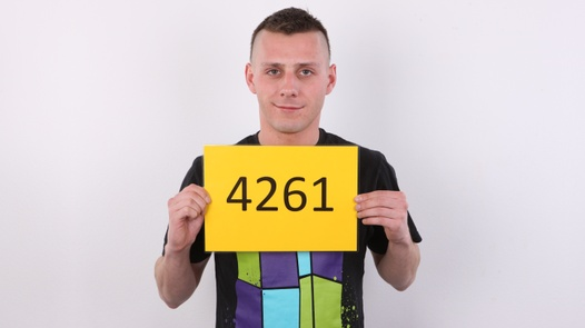 CZECH GAY CASTING - MIREK (4261)