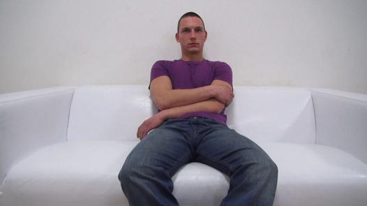 CZECH GAY CASTING - HONZA (3482) | Czech Gay Casting 44