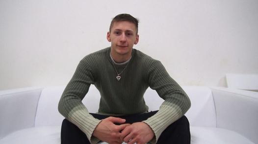 CZECH GAY CASTING - DAN (3480) | Czech Gay Casting 45