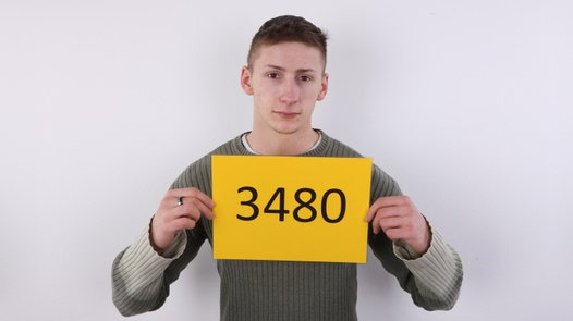 CZECH GAY CASTING - DAN (3480)