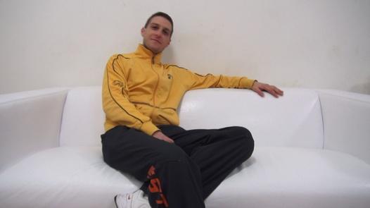 CZECH GAY CASTING - TOMAS (3463) | Czech Gay Casting 46