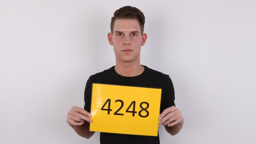 CZECH GAY CASTING - ROMAN (4248)