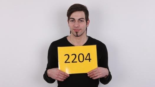 CZECH GAY CASTING - JAKUB (2204)