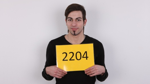 CZECH GAY CASTING - JAKUB (2204)