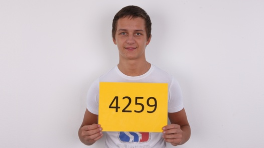CZECH GAY CASTING - ROBERT (4259)