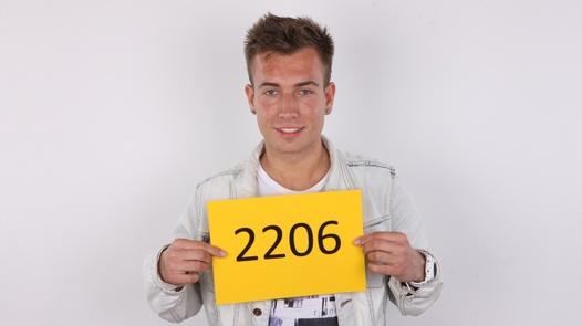 CZECH GAY CASTING - VRATISLAV (2206)
