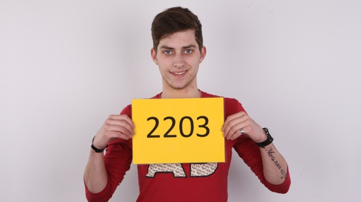 CZECH GAY CASTING - JOSEF (2203)