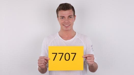 CZECH GAY CASTING - RICKY (7707)