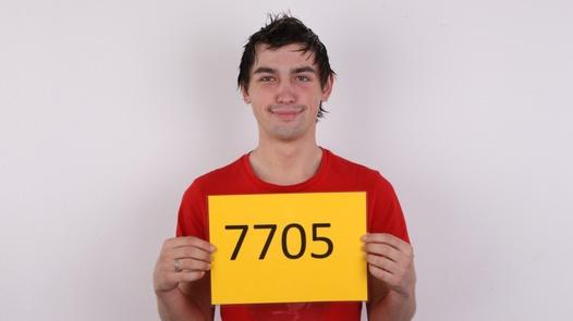 CZECH GAY CASTING - PATRIK (7705)