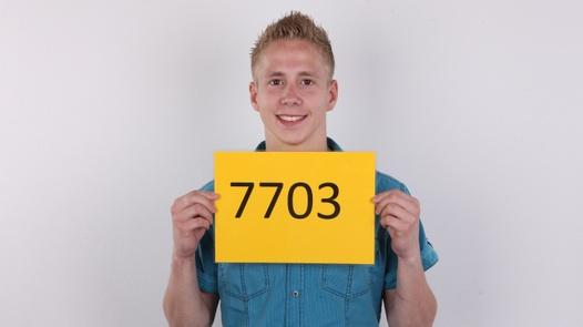 CZECH GAY CASTING - DAVID (7703)