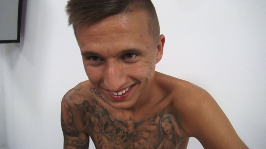 CZECH GAY CASTING - HONZA (2214) | Czech Gay Casting 72
