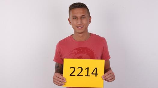 CZECH GAY CASTING - HONZA (2214)