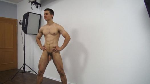 CZECH GAY CASTING - SIMON (7706) | Czech Gay Casting 74