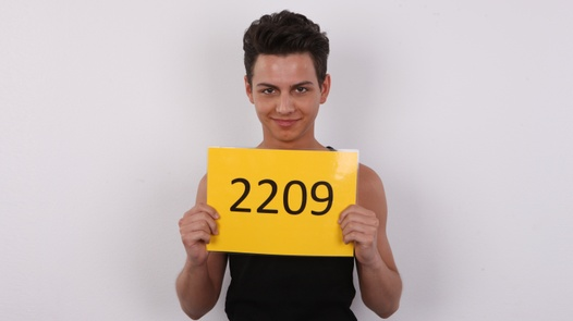 Czech gay casting video