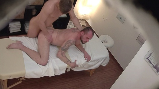 CZECH GAY MASSAGE 2