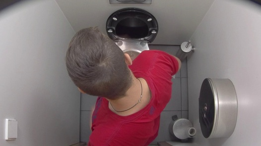 CZECH GAY TOILETS 122