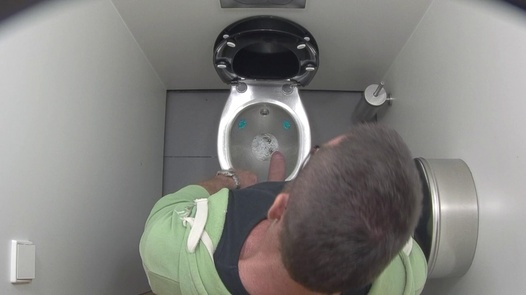 CZECH GAY TOILETS 157
