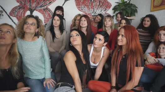 30 horny beauties (Part 1) | Czech Harem 1 part 1