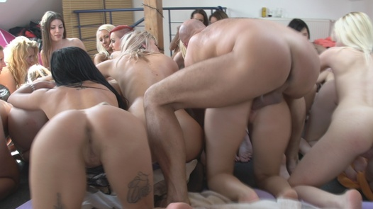 20 models and 1 happy guy (Part 4) | Czech Harem 4 part 4